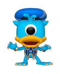 Funko POP Donald (Monstros S.A.) - Kingdom Hearts III #410