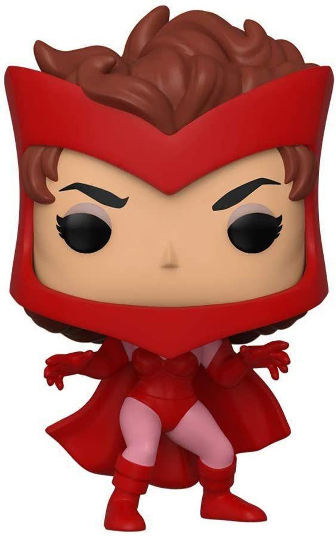 Funko Pop Feiticeira Escarlate (Scarlet Witch) Marvel 80 Anos #552