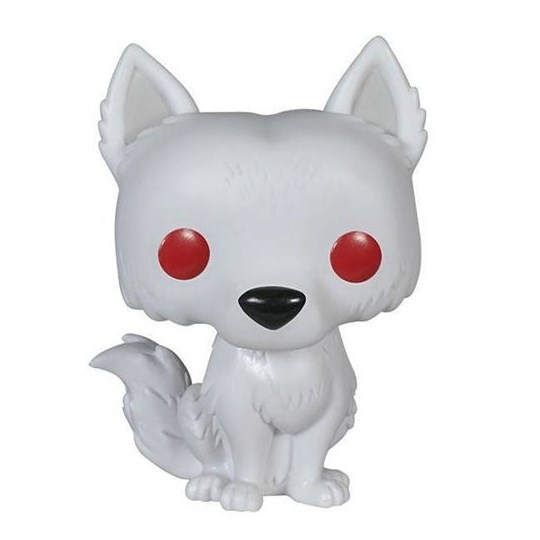 Funko POP Ghost - Game of Thrones #19