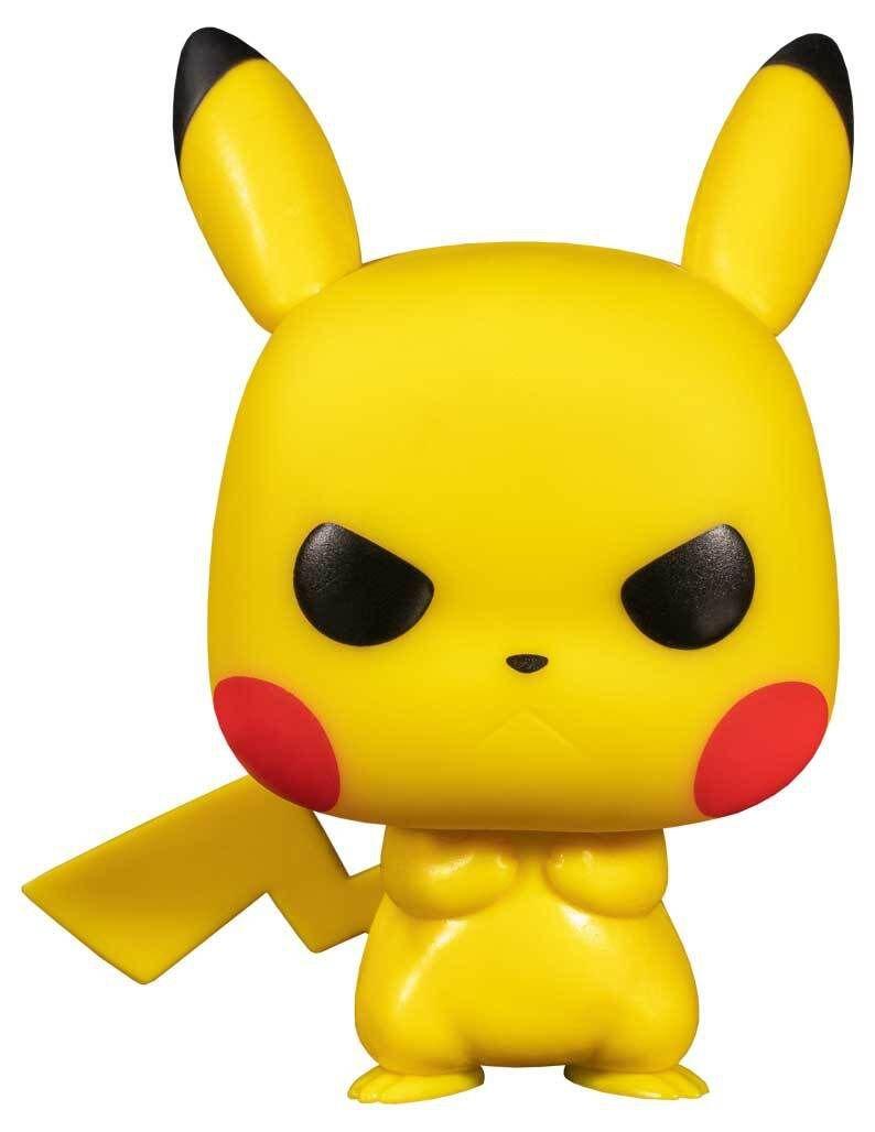 Funko POP Grumpy Pikachu - Pokemon #598