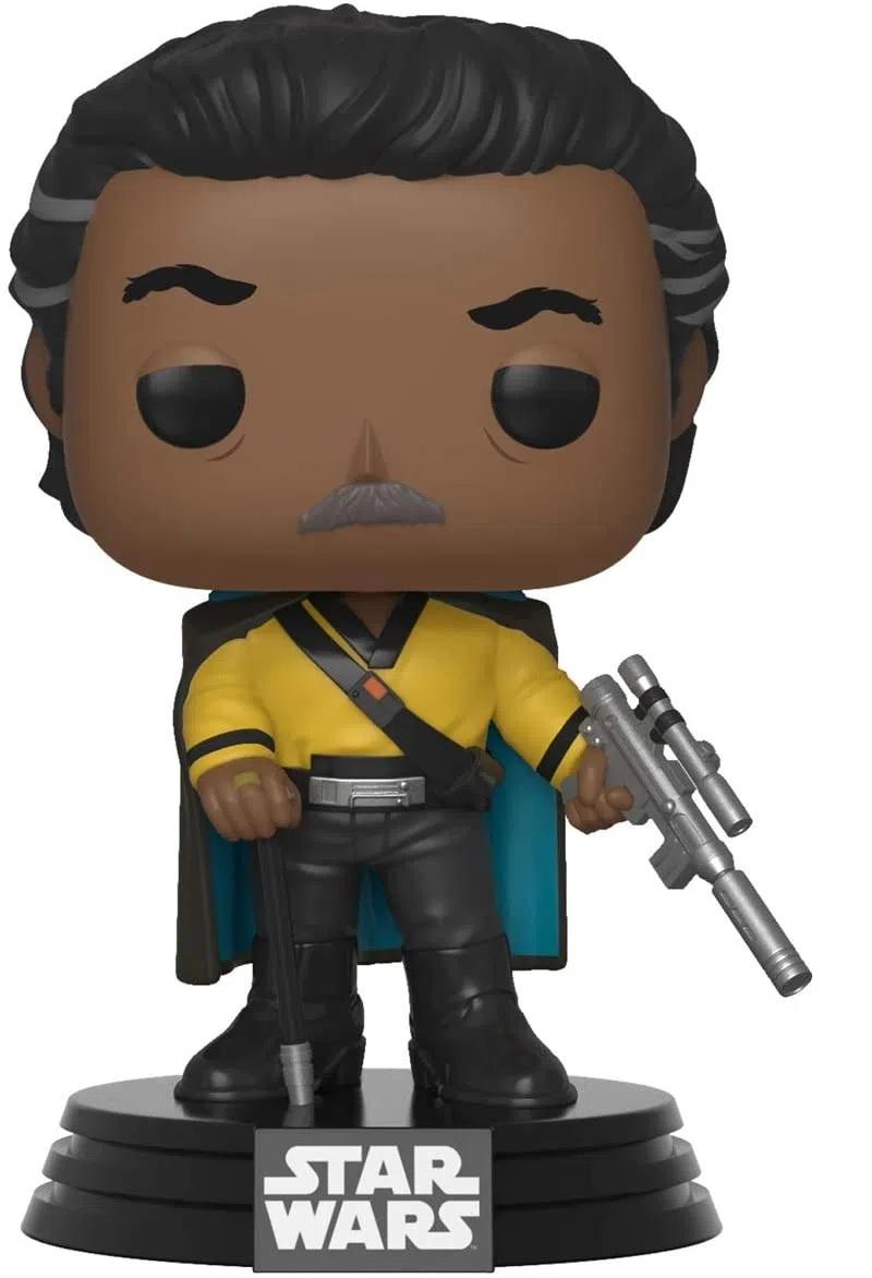 Funko POP Lando Calrissian - Star Wars: A Ascensão Skywalker #313