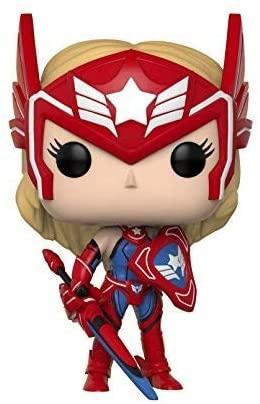 Funko POP Sharon Rogers (Capitã América) - Marvel: Future Fight #335