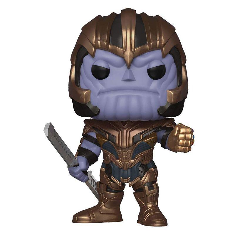 Funko POP Thanos (Gigante) - Vingadores: Ultimato #460