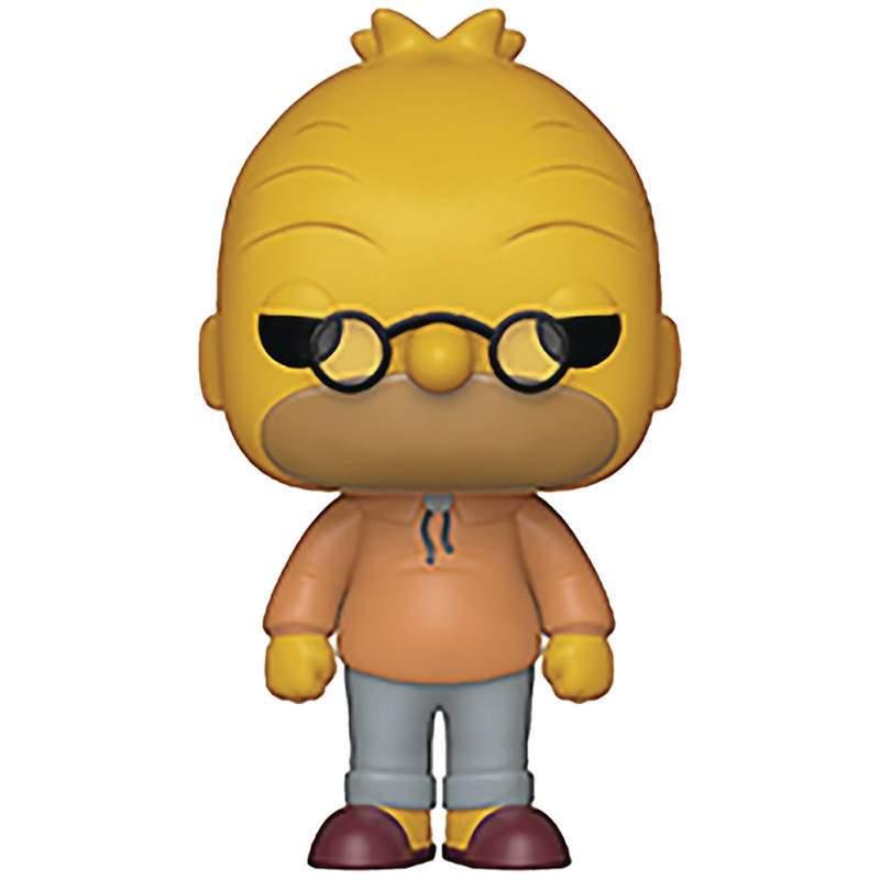 Funko POP Vovô Simpson (Grampa Simpson) - Os Simpsons #499