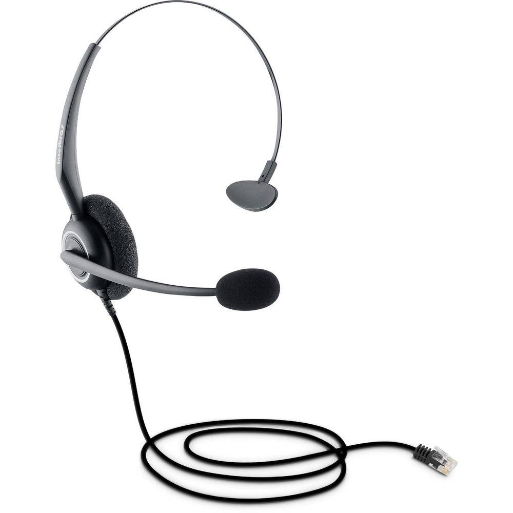 Headset CHS 55 Preto - Intelbras