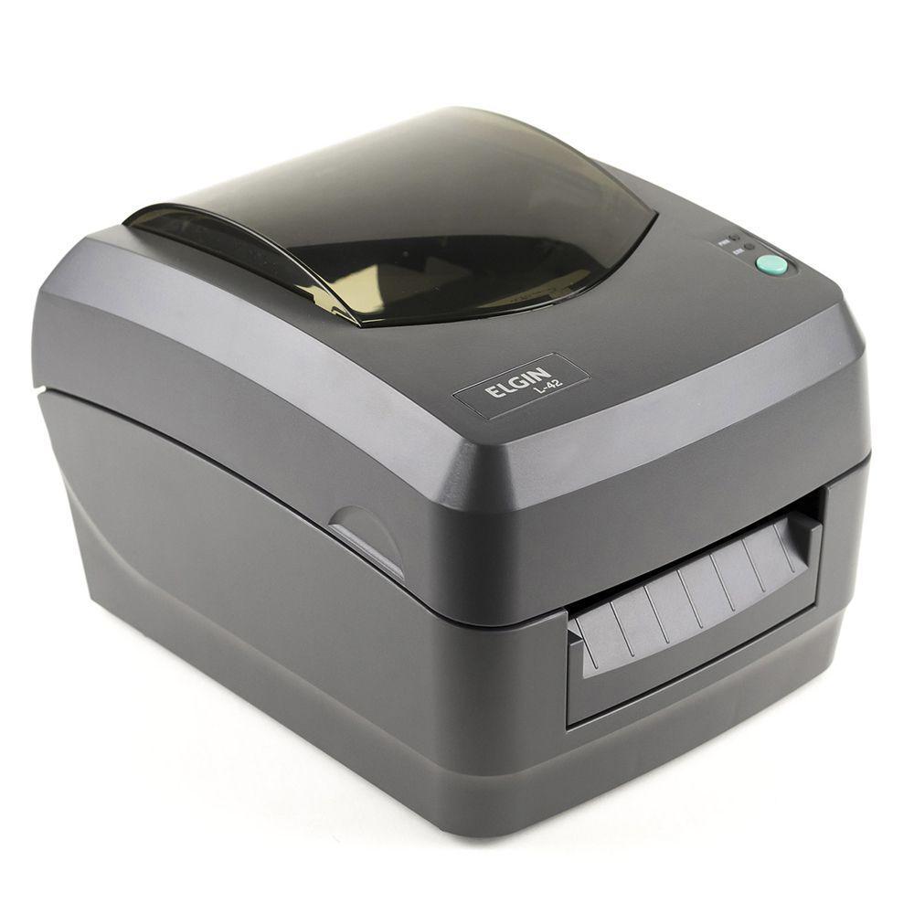 Impressora de Etiquetas Térmica l42 - Elgin