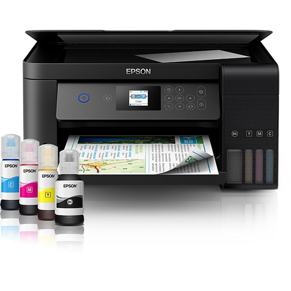 Impressora Multifuncional Ecotank L4160 -  Epson