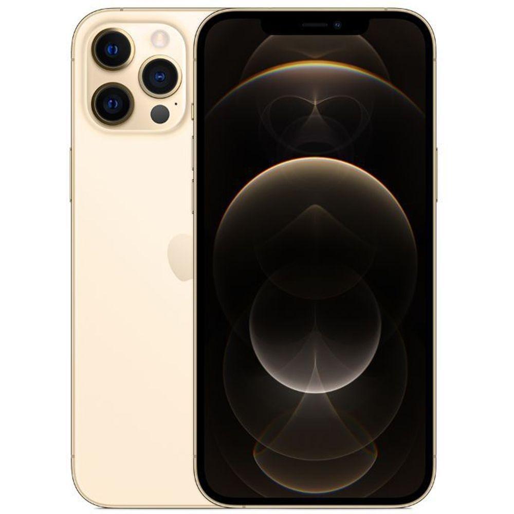 iPhone 12 Pro Max Apple 256GB Dourado tela 6,7