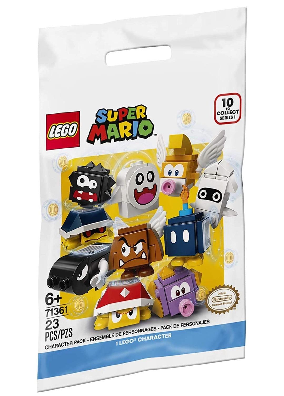 Lego Minifigures Super Mario (Mini Figura Surpresa) #71361