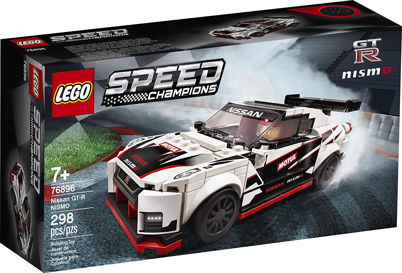 Lego Speed Champions - Nissan GT-R NISMO #76896