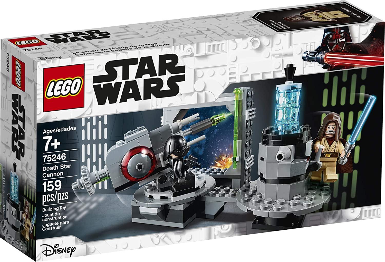 Lego Star Wars - Canhão da Estrela da Morte #75246