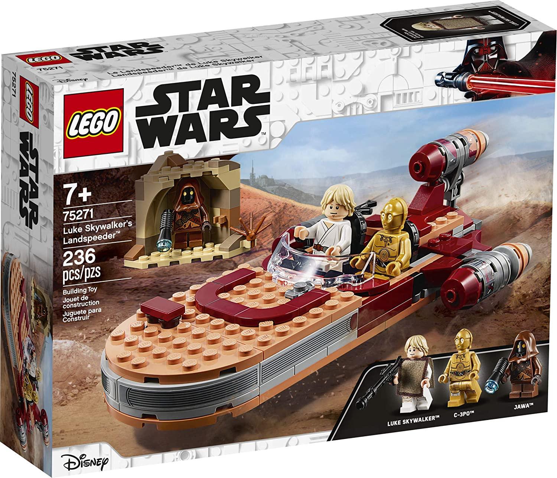 Lego Star Wars - O Landspeeder de Luke Skywalker #75271