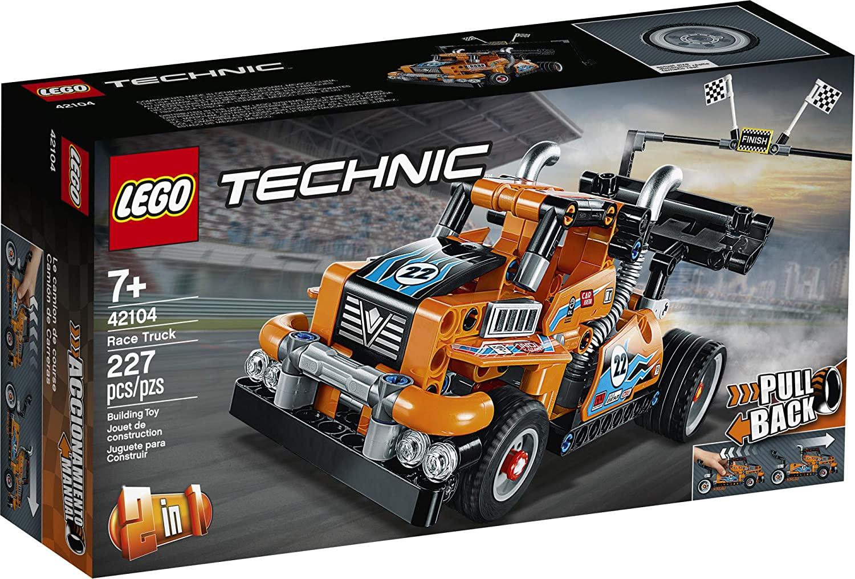 Lego Technic - Caminhão de Corrida  #42104