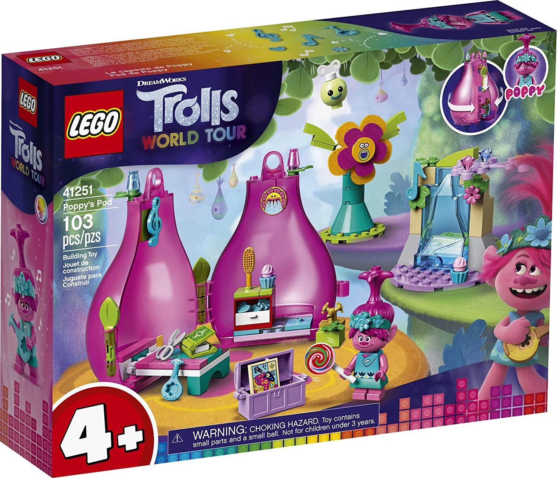 Lego Trolls 2 World Tour - O Pod de Poppy  #41251