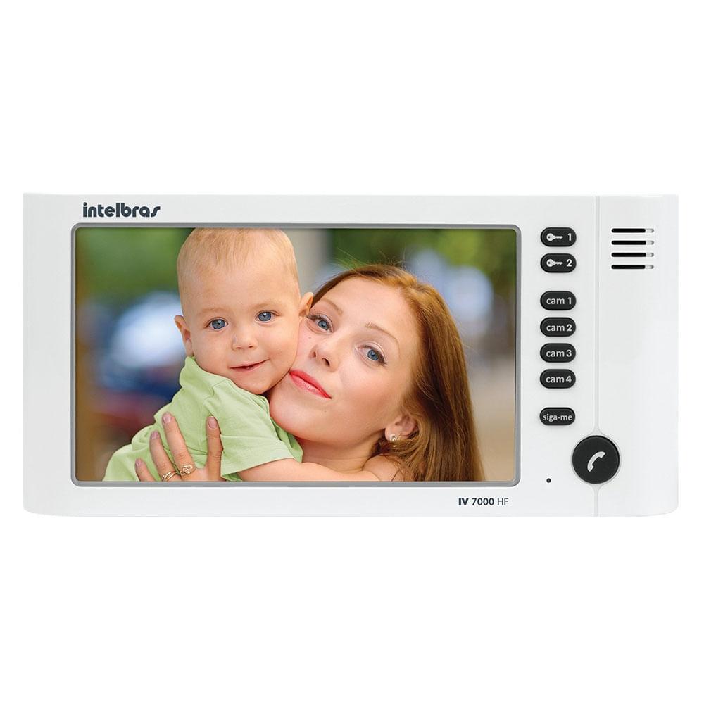Módulo Interno para Video Porteiro IV 7000 Hf-  Intelbras