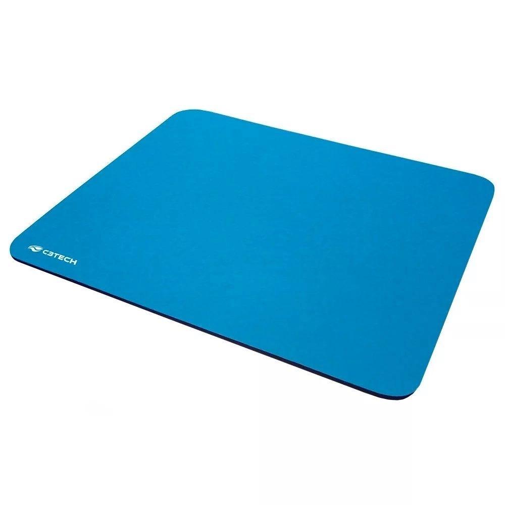 Mouse Pad Mp20 Azul - C3 Tech