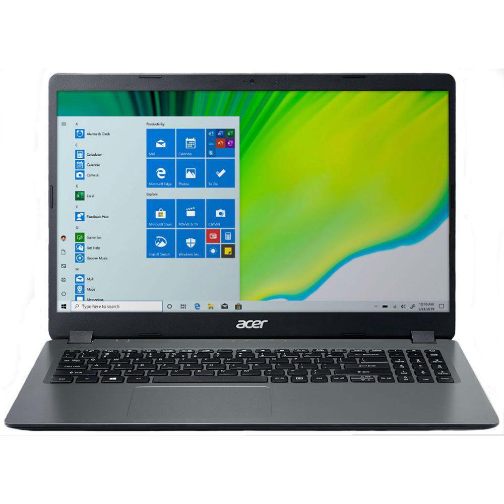 Notebook Acer Aspire 3 A315-56-36Z1 Intel Core i3-1005G1 4GB 1TB 15,6