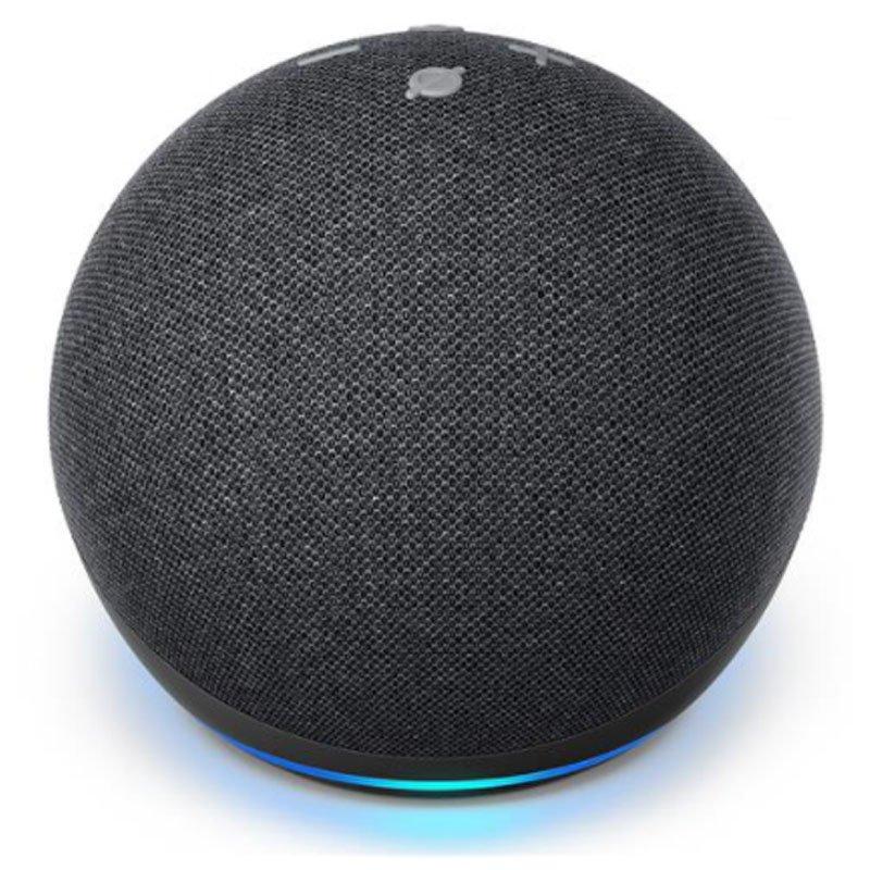 Novo Echo Dot Smart Speaker Com Alexa (4ª Geração)  Preto - Amazon