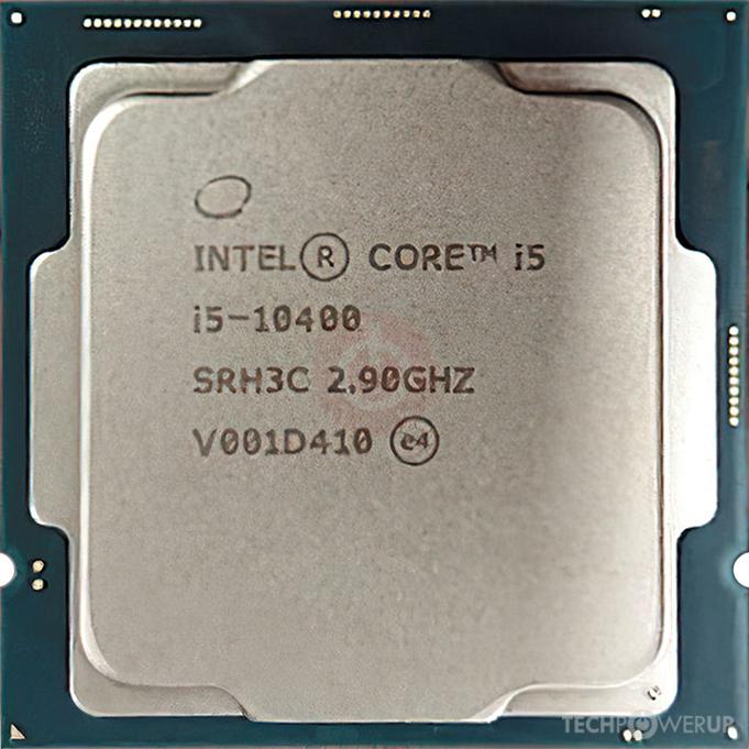 Processador Intel Core I5 10400 2.90ghz Lga 1200