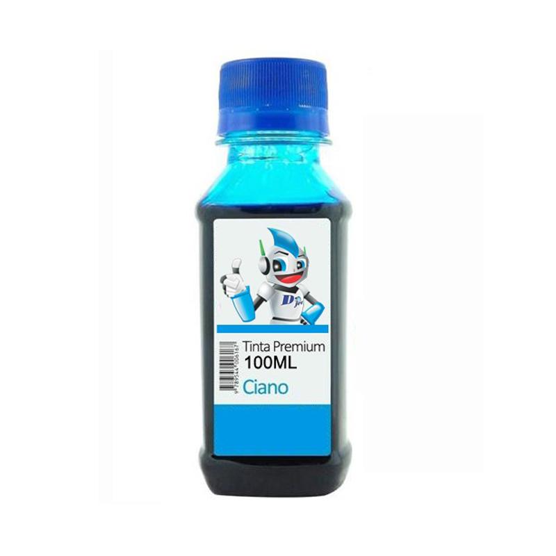 Refil de Tinta Compatível Epson 664 (T664220) Ciano 100ml
