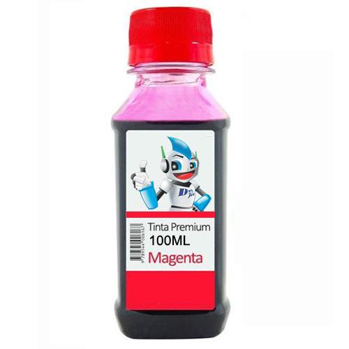 Refil De Tinta Compatível Epson Magenta 100ml