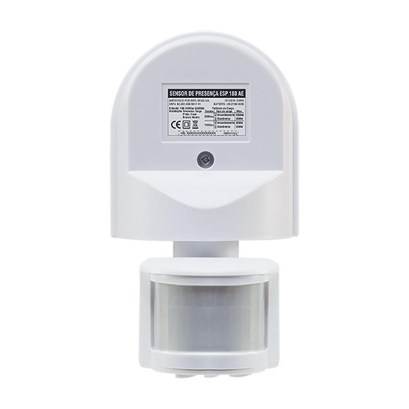 Sensor de Presença para Iluminação ESP180AE - Intelbras