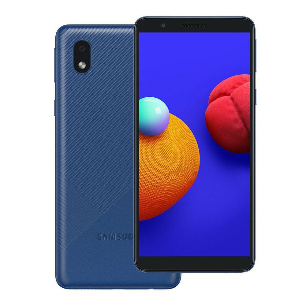 Smartphone Galaxy A01 Core Tela Infinita de 5.3