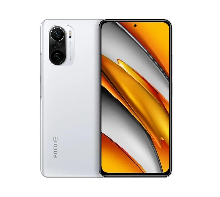 Smartphone Poco F3 128gb 6gb RAM (Arctic White) Branco - Xiaomi