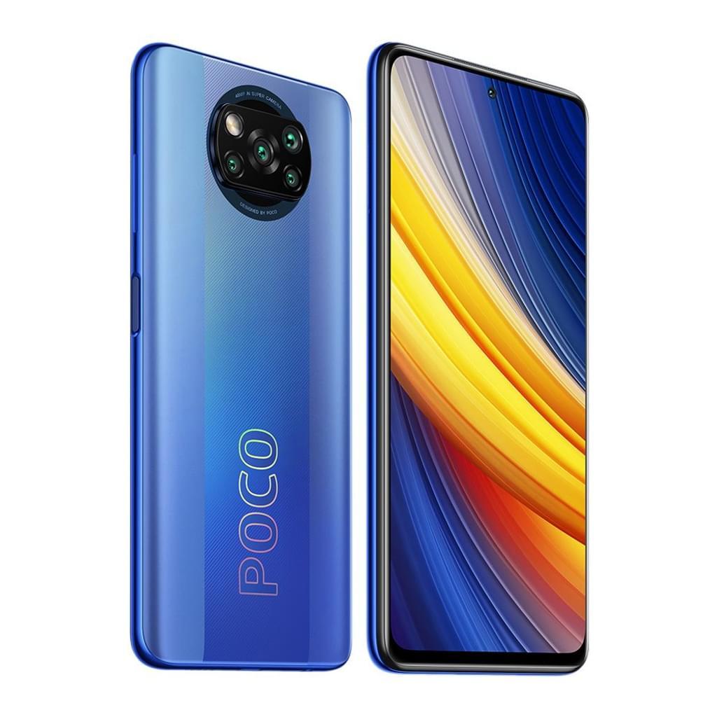 Smartphone Poco X3 Pro 128gb 6gb RAM (Frost Blue) Azul - Xiaomi