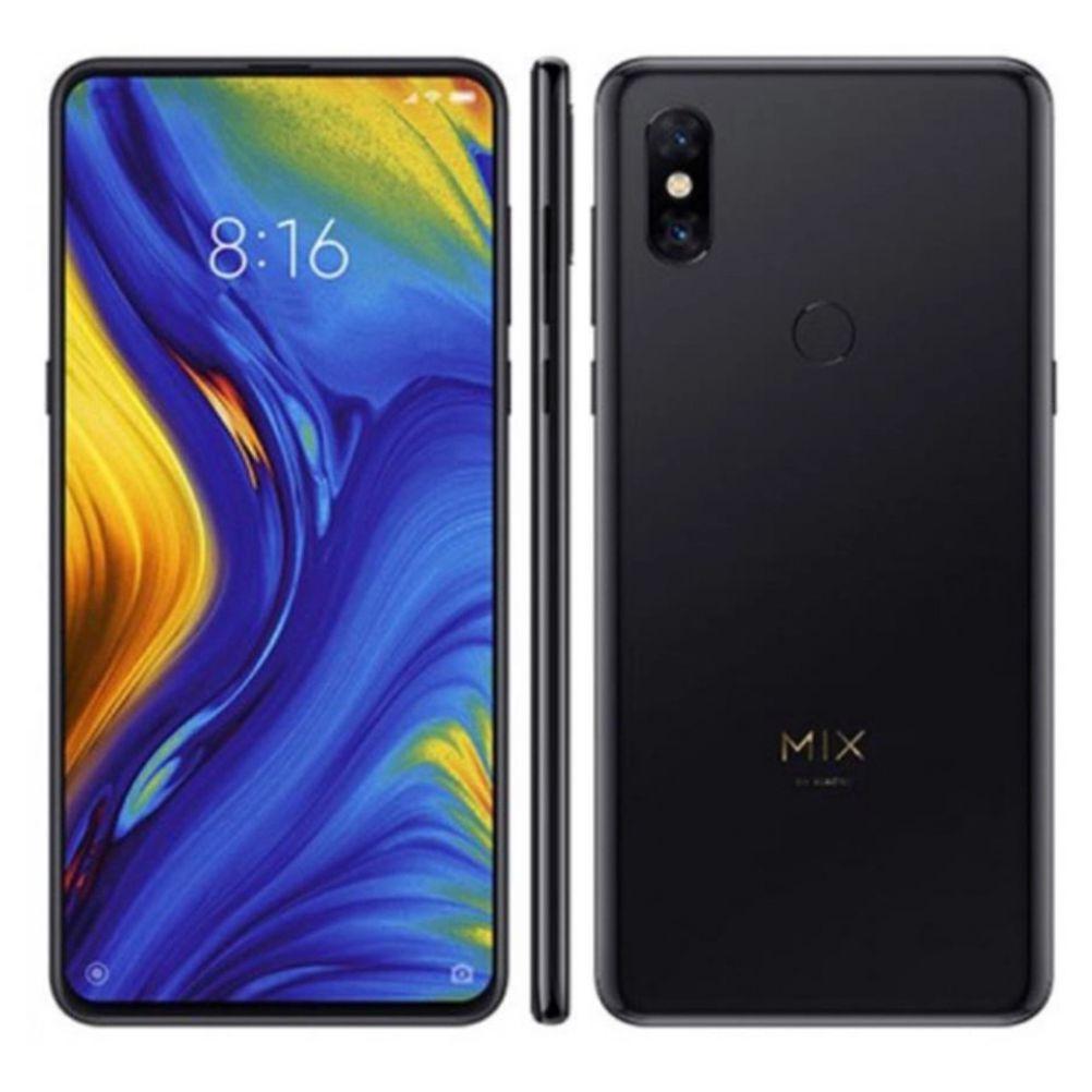 Smartphone Xiaomi Mi Mix 3 Onyx Black 128GB Preto