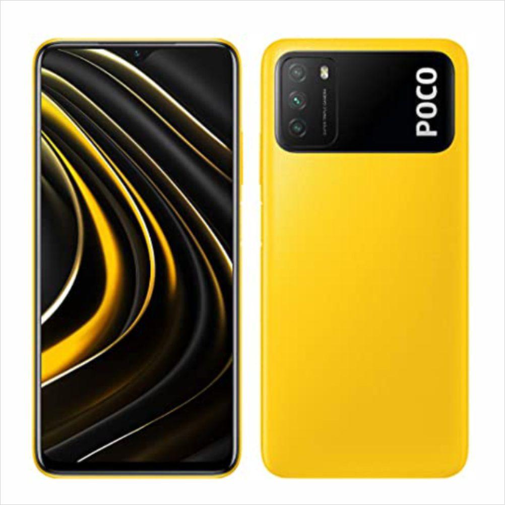 Smartphone Xiaomi Poco M3 64GB (Poco Yellow) Amarelo