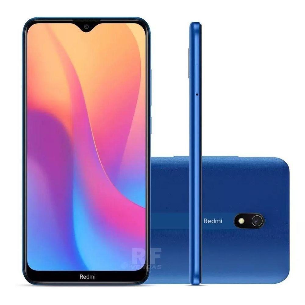 Smartphone Xiaomi Redmi 8A Dual Chip 32GB (Ocean Blue) Azul