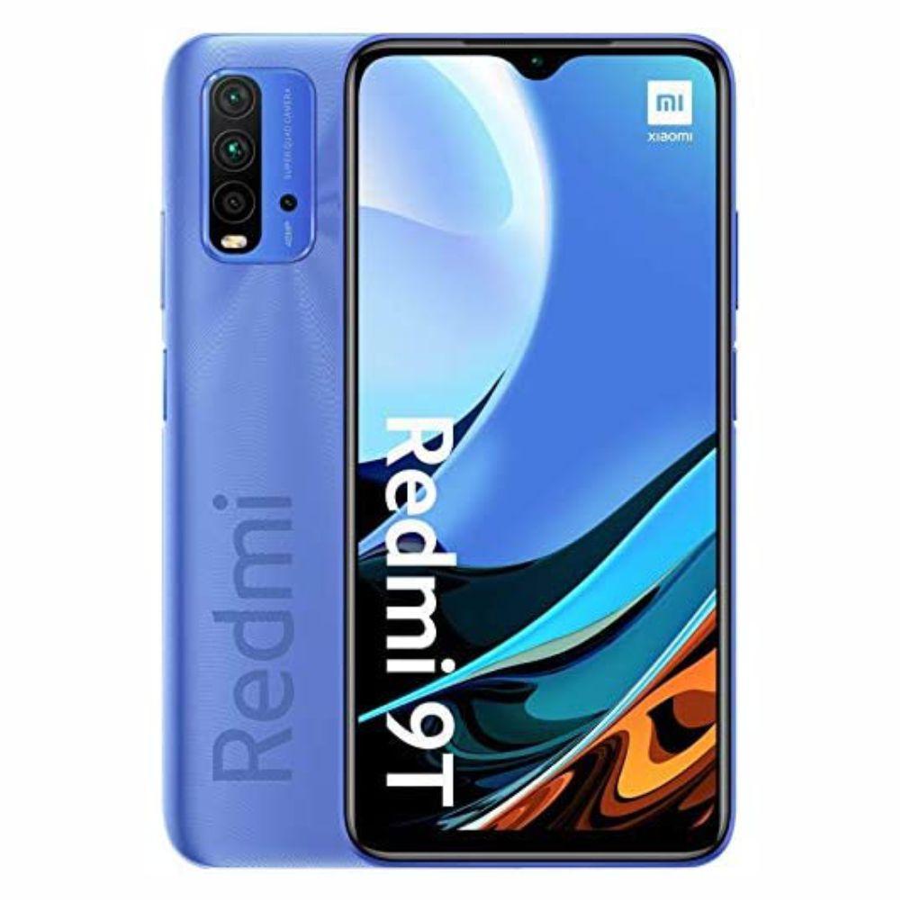 Smartphone Xiaomi Redmi 9T 128GB (Twilight Blue) Azul