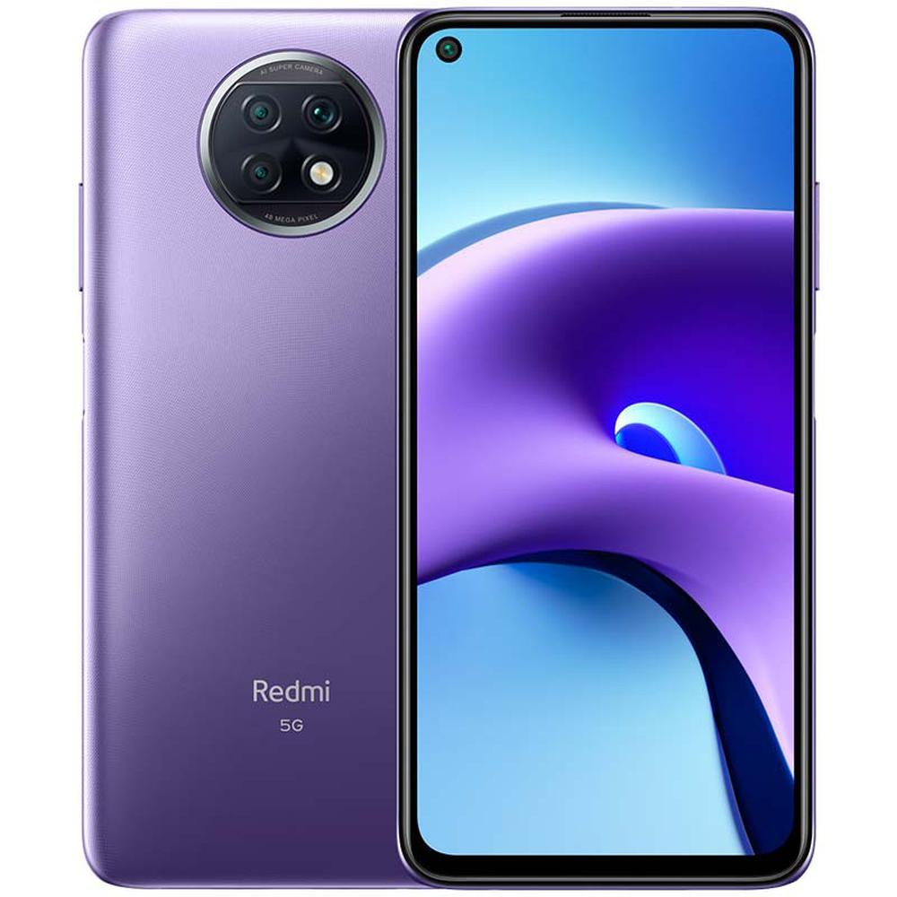 Smartphone Xiaomi Redmi Note 9T 128GB (Daybreak Purple) Roxo