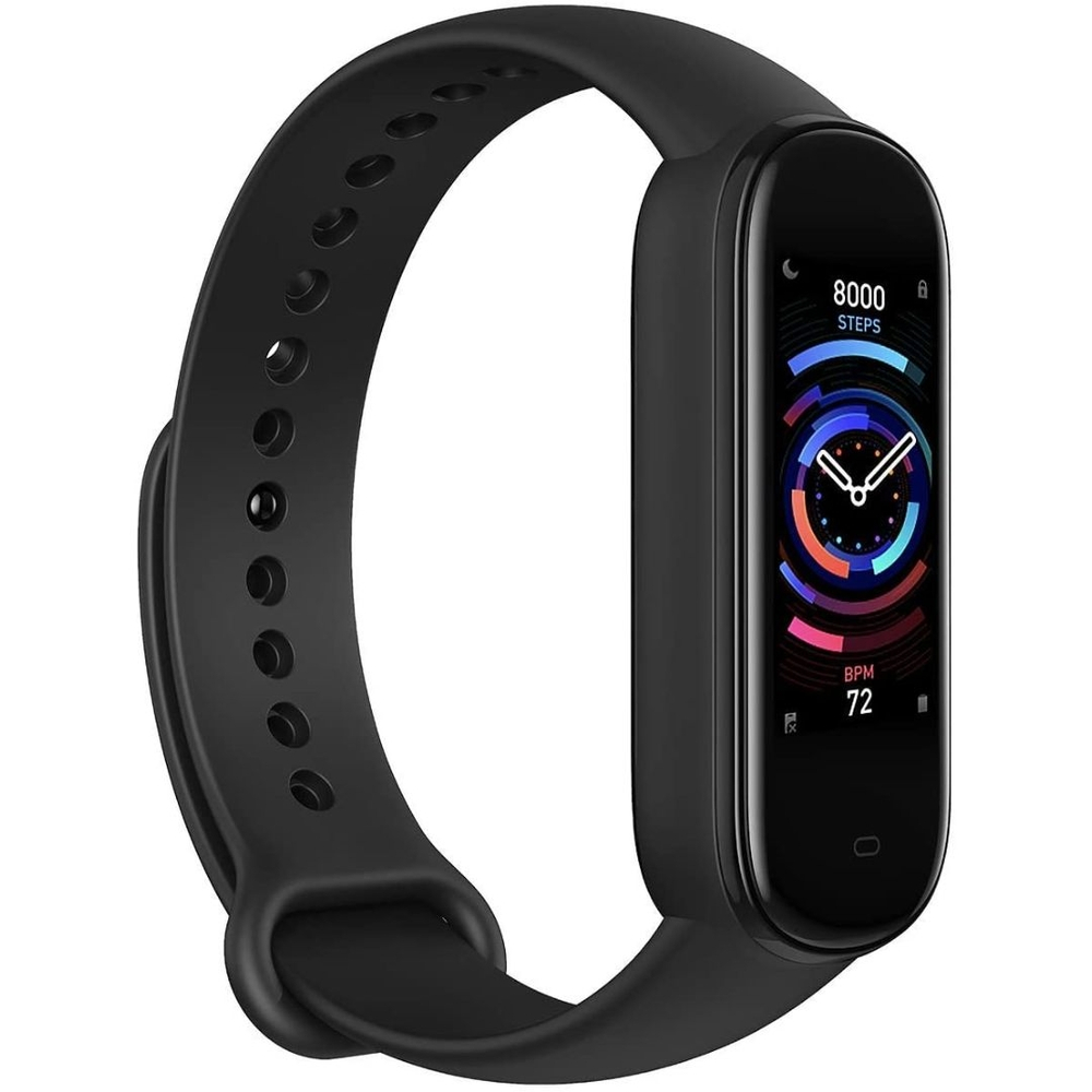 Smartwatch Xiaomi Amazfit Band 5 Com Alexa (Midnight Black) Preto