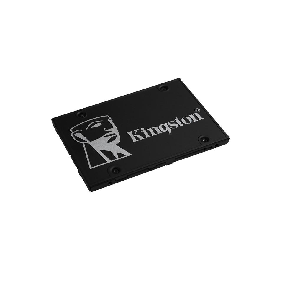 SSD KC600, 512GB, SATA, Leitura 550MB/s, Gravação 520MB/s - Kingston