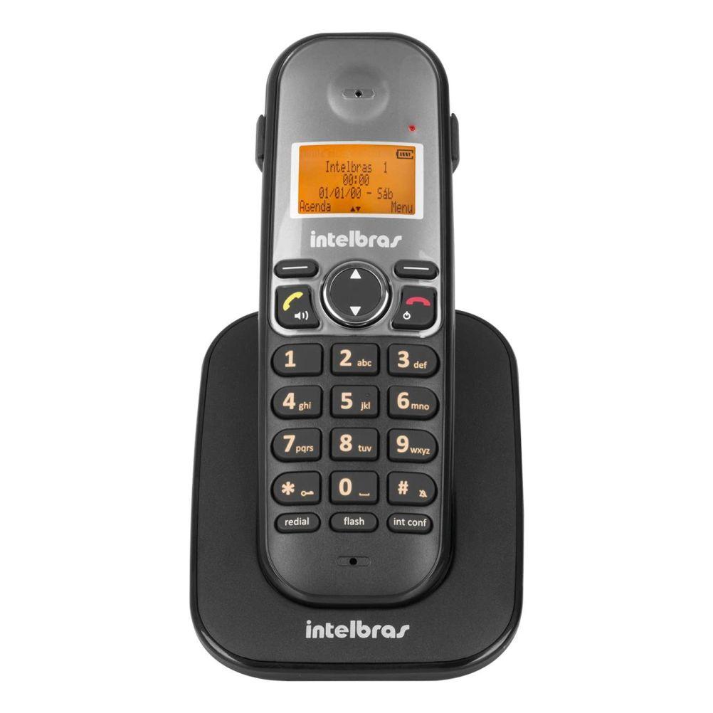 Telefone Ramal sem Fio Digital Ts 5121  Intelbras
