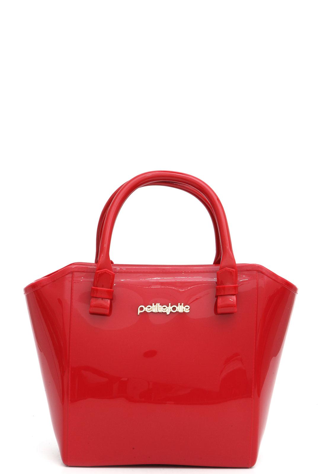Bolsa Shape Petite Jolie Vermelho