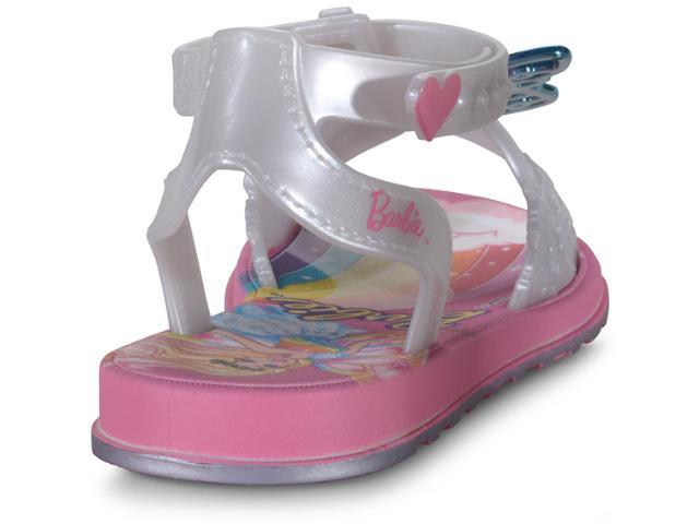 Sandália Infantil Barbie Borboleta Grendene Kids