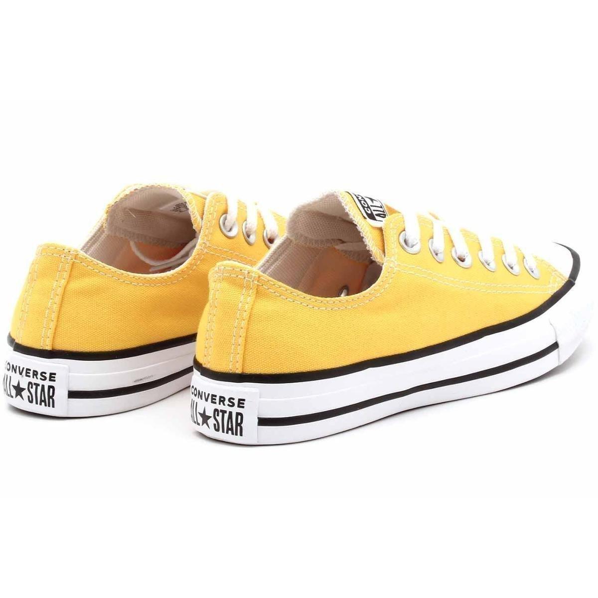 Tênis All Star Converse Chuck Taylor  - Amarelo