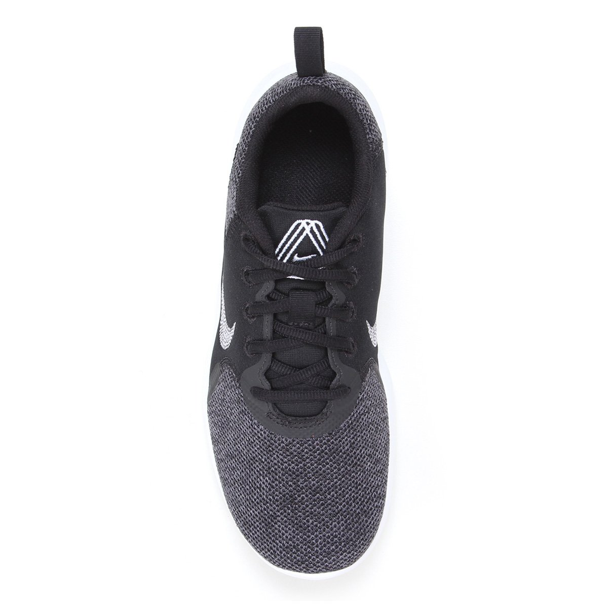 Tênis Nike Flex Experience RN 10 Feminino - Preto+Branco