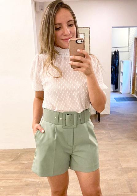 Shorts C/ Cinto