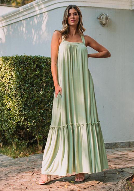 Vestido Francoso