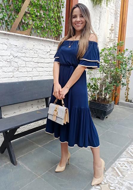 Vestido Kamily