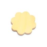 Bloco Smart Notes BRW 70x70mm Flower 100 Folhas Pastel