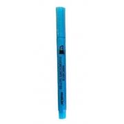 Caneta Marcador Glitter Molin Azul