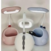 Luminaria Led Divertida Table Lamp Gift com porta Lapis 8557