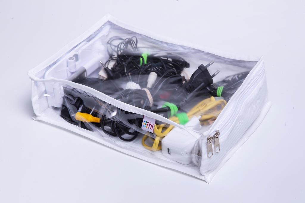 Kit Organizador de Armário - 03 Peças