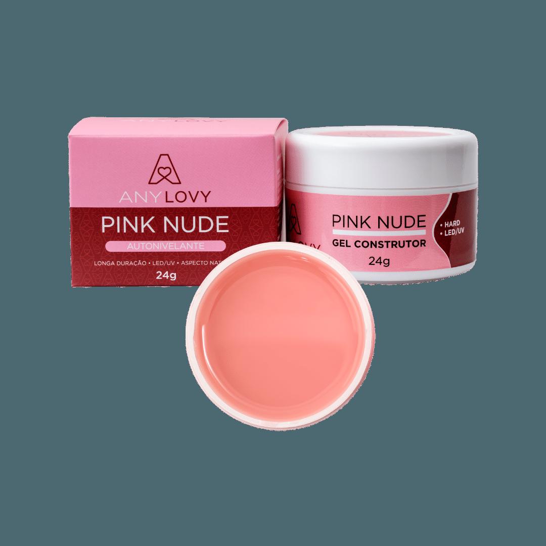 Gel Hard Pink Nude