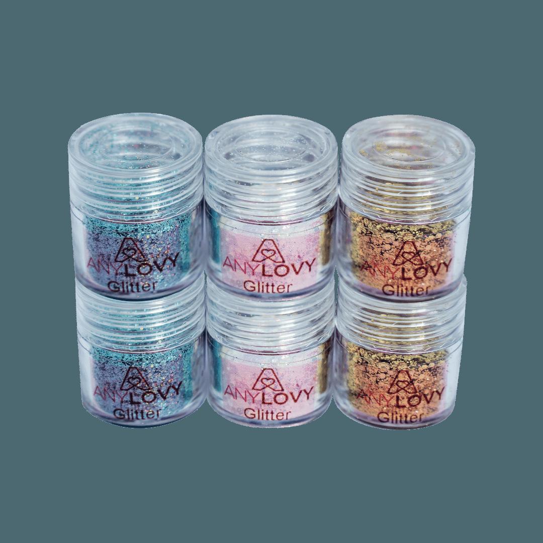 Kit de Glitters ANYLOVY